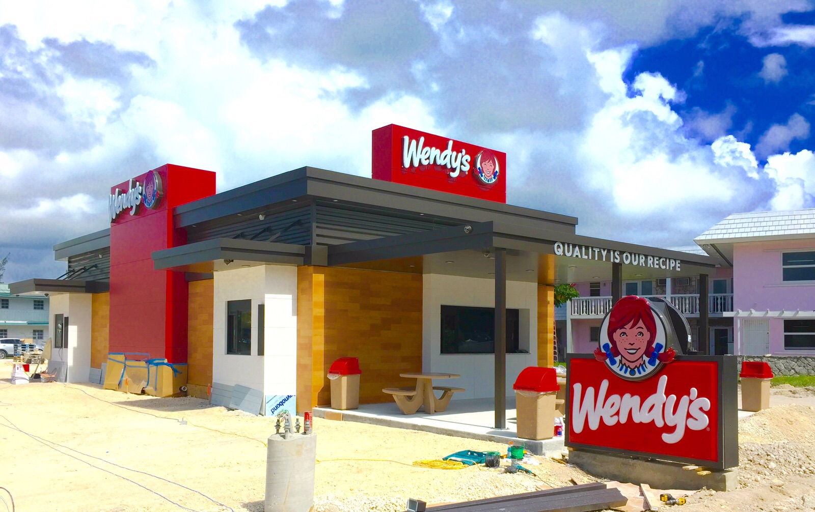 Ford Mall Of Ga >> Wendy's Food Court / Parcel / Travel Center - CCS Image Group