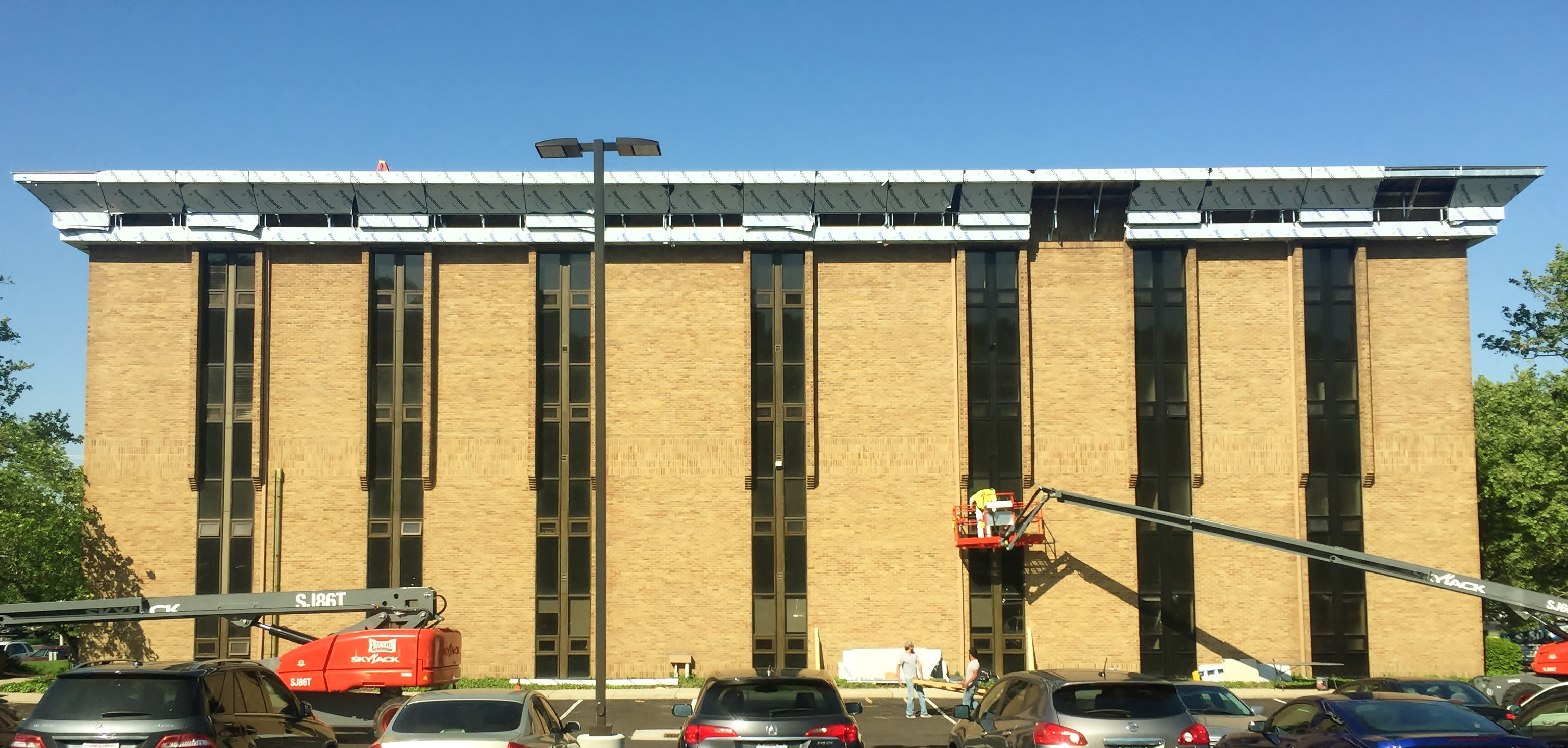 Nissan Columbus Ga >> The Cedar Building - Columbus, OH - CCS Image Group