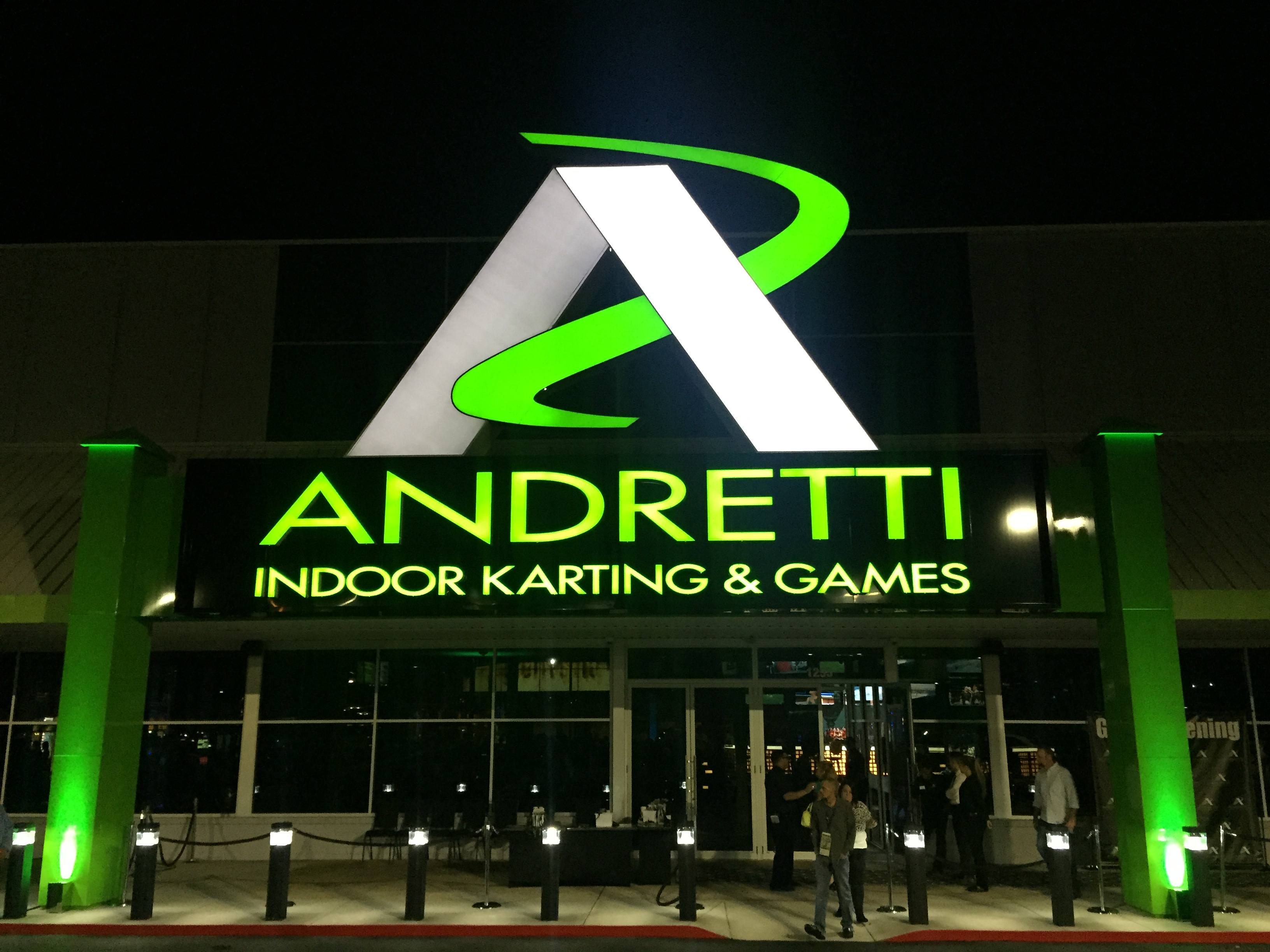 Carriage Kia Woodstock >> Andretti Indoor Karting & Games - Marietta, GA - CCS Image ...