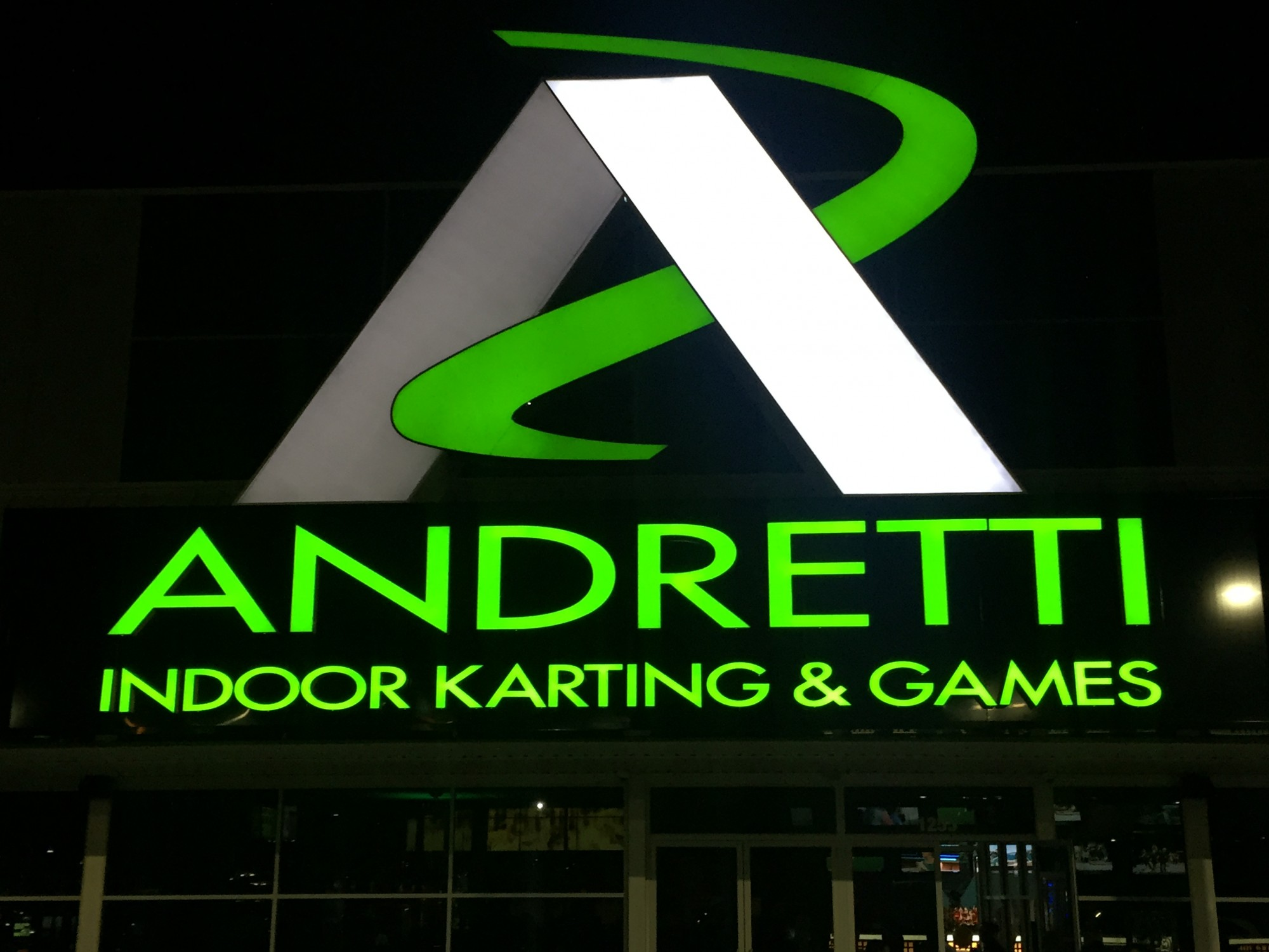 Andretti Indoor Karting & Games - Marietta, GA - CCS Image ...