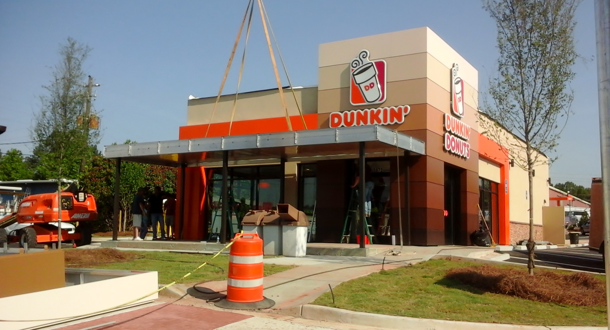 Dunkin Donuts Atlanta Ga Doraville Ccs Image Group