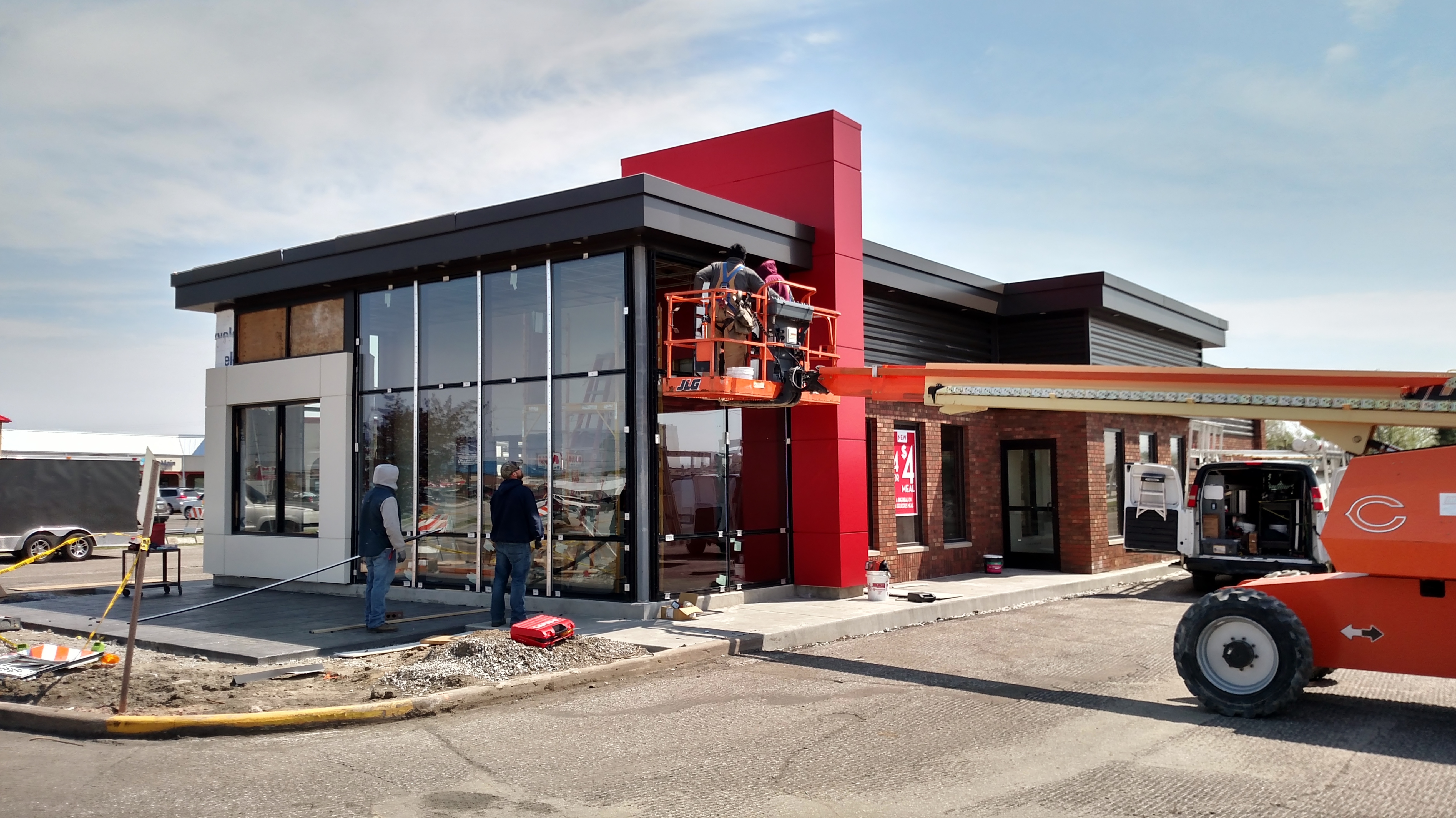 Wendy 39 s renovation merrillville in ccs image group - National express head office number ...