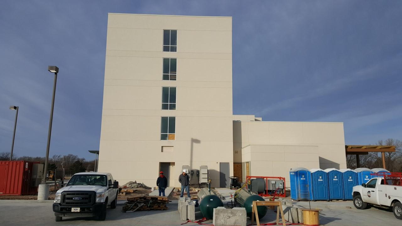Gene Messer Ford >> ALOFT Hotel - Wichita, KS - CCS Image Group
