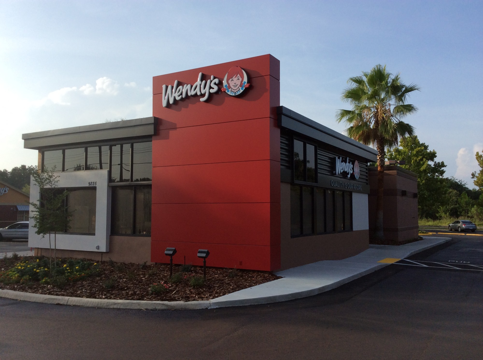 Honda Gainesville Ga >> Wendy's Ultra Modern - Renovation - CCS Image Group