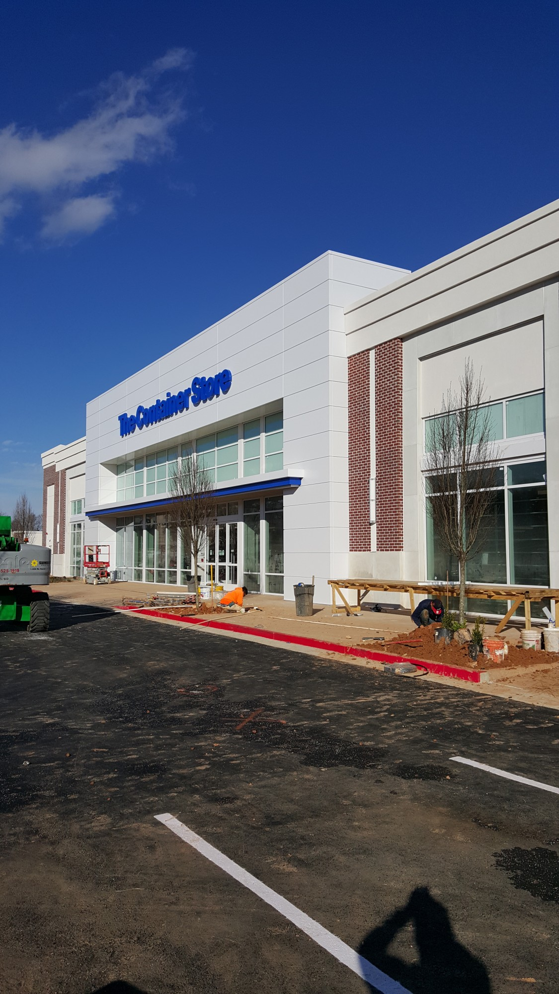 Gene Messer Ford >> The Container Store @ the Avalon - Alpharetta, GA - CCS Image Group