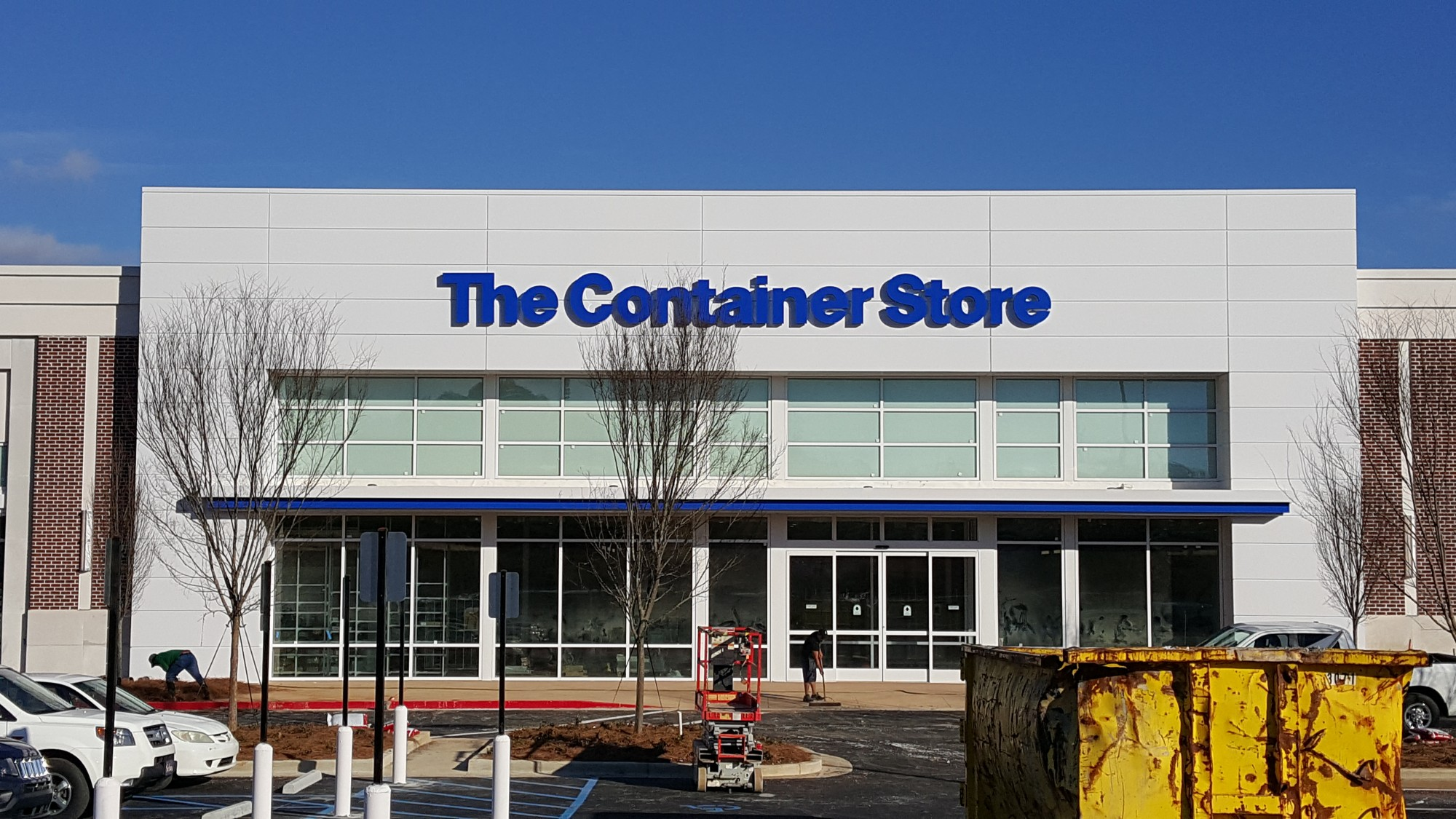 The Container Store The Avalon Alpharetta Ga Ccs