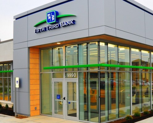 Gene Messer Chevrolet >> Fifth Third Bank - Cincinnati, OH - CCS Image Group