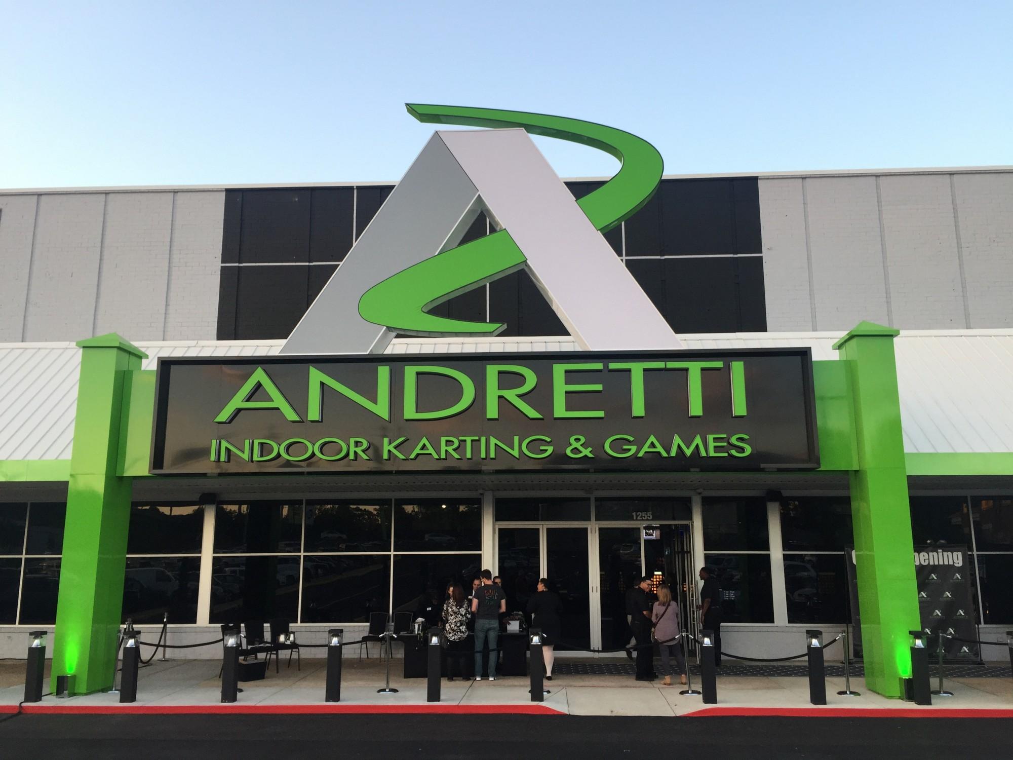 Andretti Indoor Karting Amp Games Marietta Ga Ccs Image