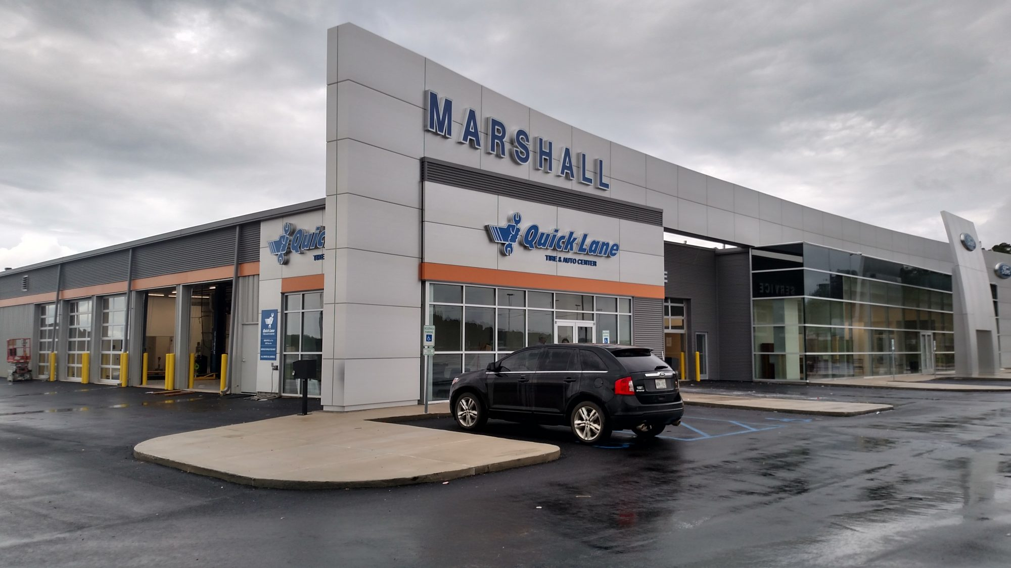 Used Cars Wichita Ks >> Marshall Ford - Philadelphia, MS - CCS Image Group