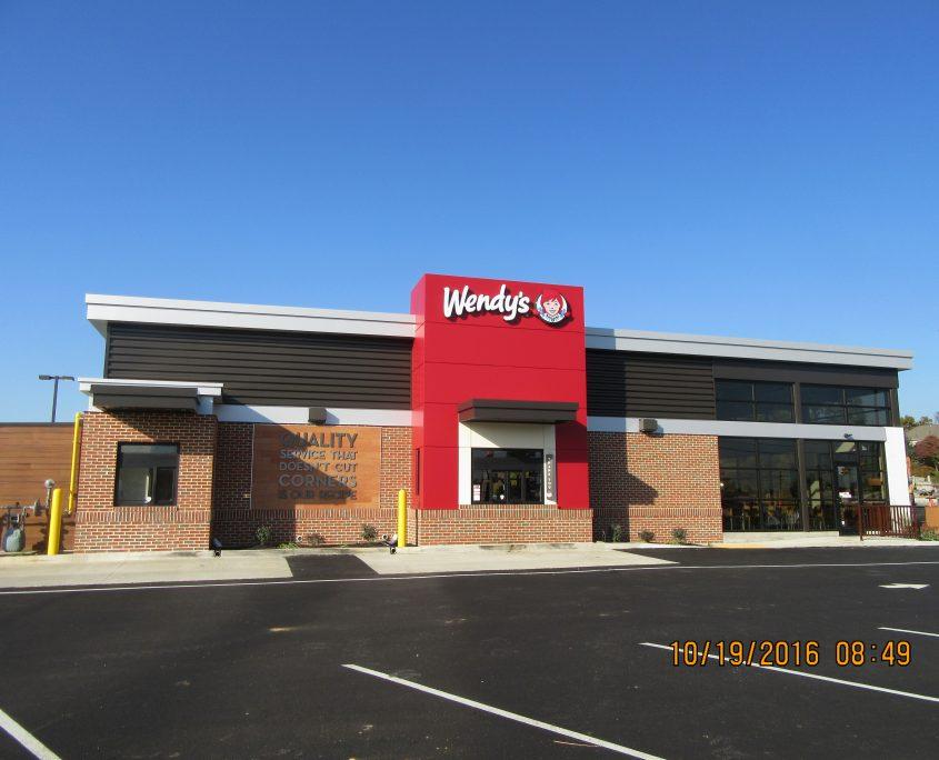 Nissan Columbus Ga >> Wendy's - Allentown, PA - New Build NRE VE - CCS Image Group