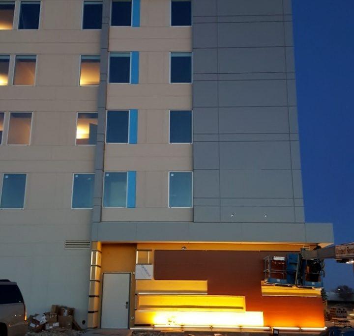 Honda Gainesville Ga >> ALOFT Hotel - Wichita, KS - CCS Image Group