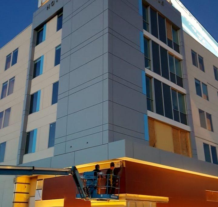 Aloft Hotel Wichita Ks Ccs Image Group
